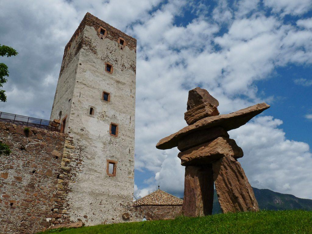 Das Messner Mountain Museum im Schloss Sigmundskron