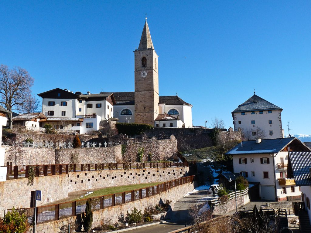 Wandern in Jenesien im Südtirol
