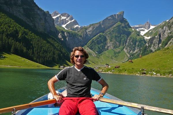Alpstein See Appenzell