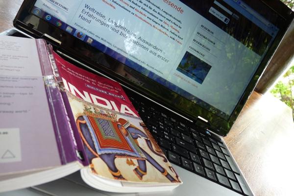 Reiseführer oder ebook
