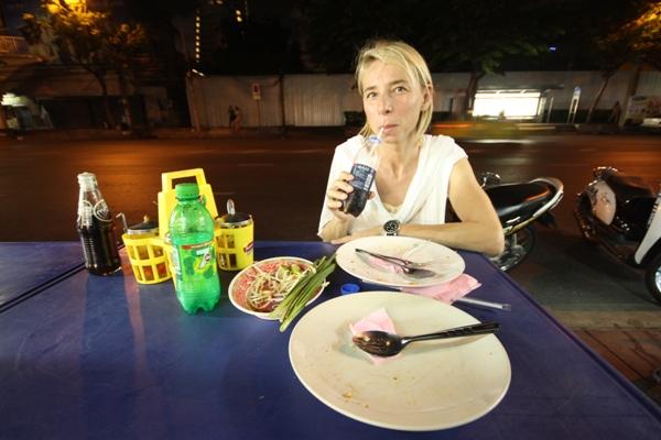 Gegensätze in Bangkok