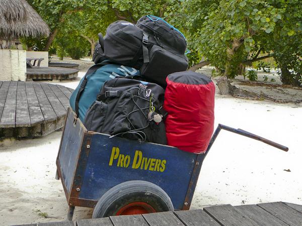Leben auf den Malediven