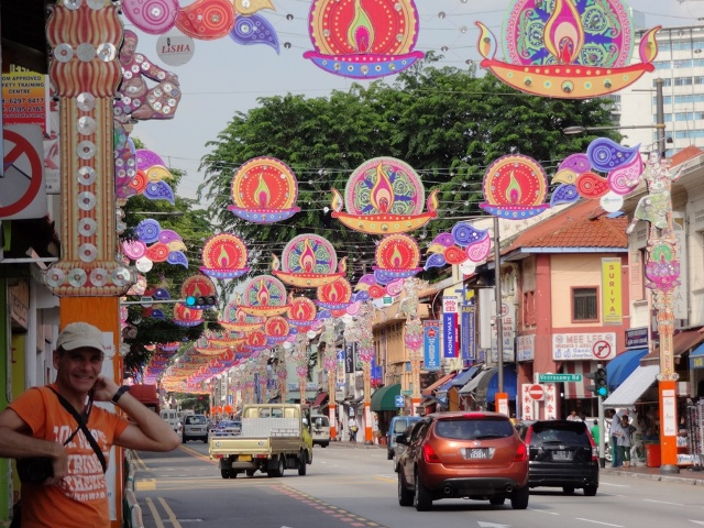 Little India Singapur