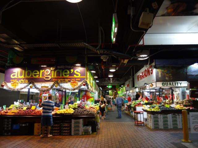 Central Market Adelaide Halle