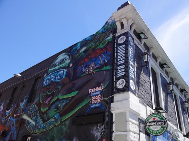 Hindley Street Art