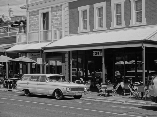 Ford Falcon in Adelaide