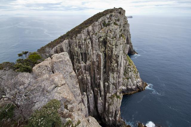 Die atemberaubende Aussicht vom Cape Hauy