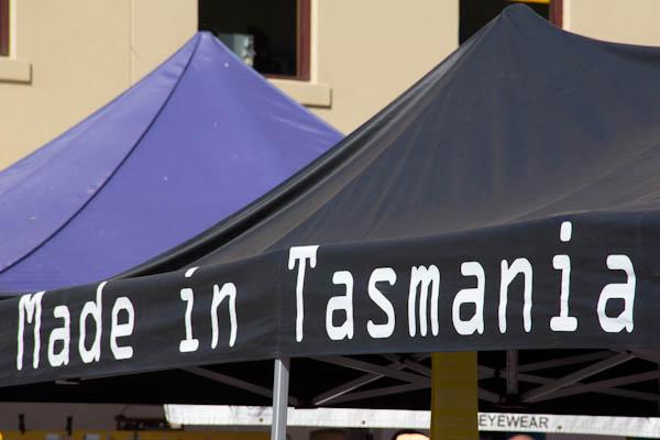 Made in Tasmanien - Die meisten Produkte sind von Tasmanien