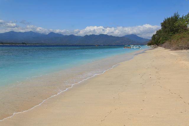 Strand Gili Air