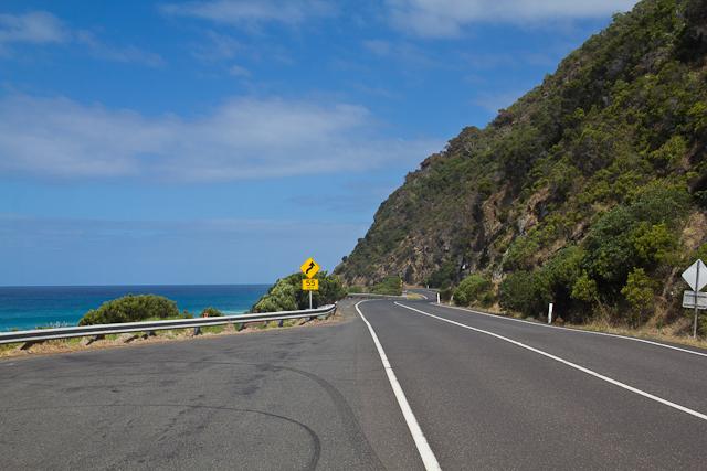 Küstenstrasse Australien