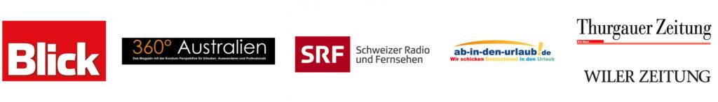 Swiss Nomads in den Medien