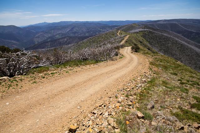 Blue Rag Range Track