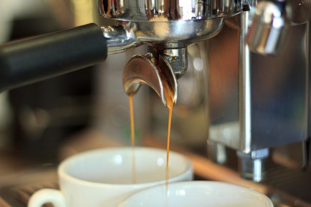 Kaffee Kolben