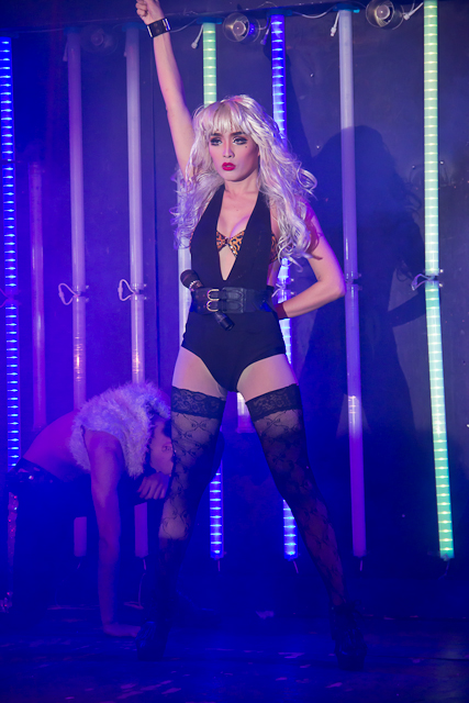 Ladyboy Madonna