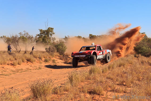 Finke Desert Race in Alice Springs
