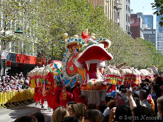 Moomba Festival in Melbourne