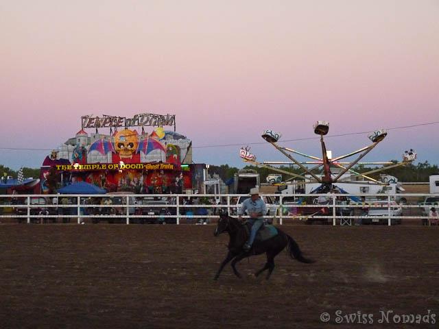 Rodeo in Normanton