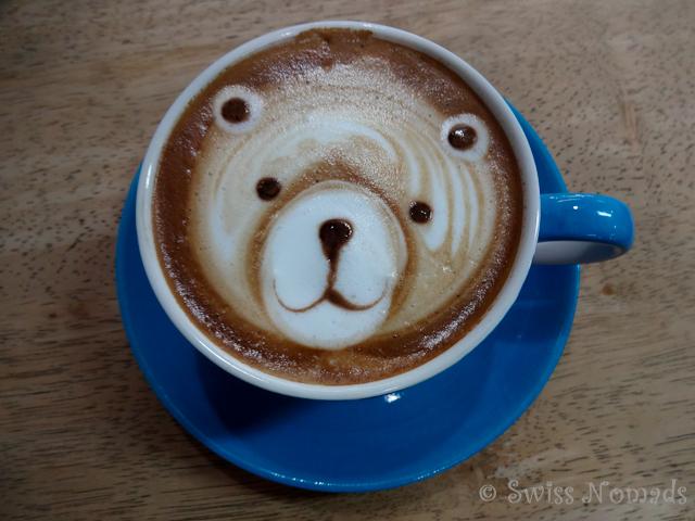 Cappuccino Bär