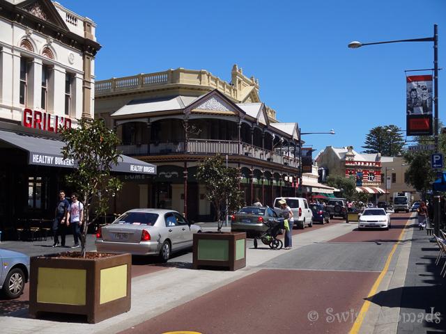Fremantle Restaurants And Cafes