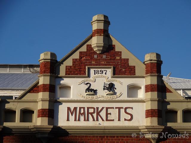 150 Marktstände gibt es im Fremantle Market. Kunst, Kleider und leckeres Essen. Ein Traum!