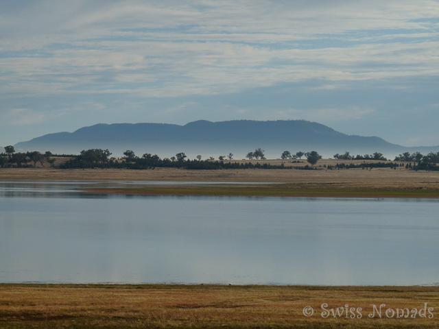 Einer unserer Lieblingsplätze ist der Lake Keepit in New South Wales. Ideal zum Campen und Wasserski fahren.