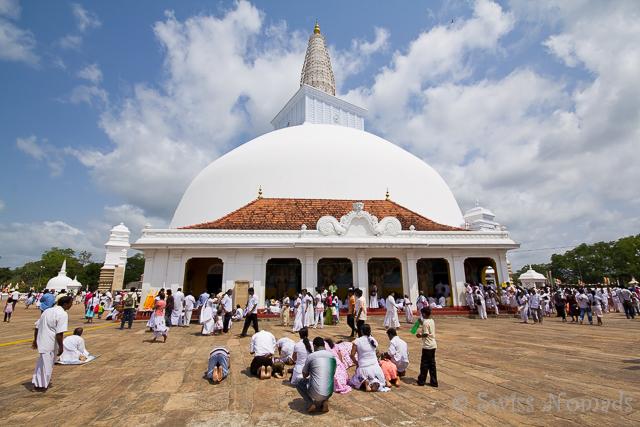 Vesakh in Sri Lanka