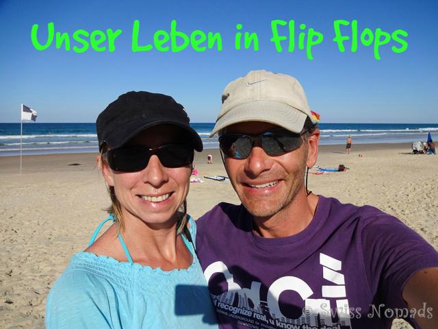 Unser Leben in Flip Flops