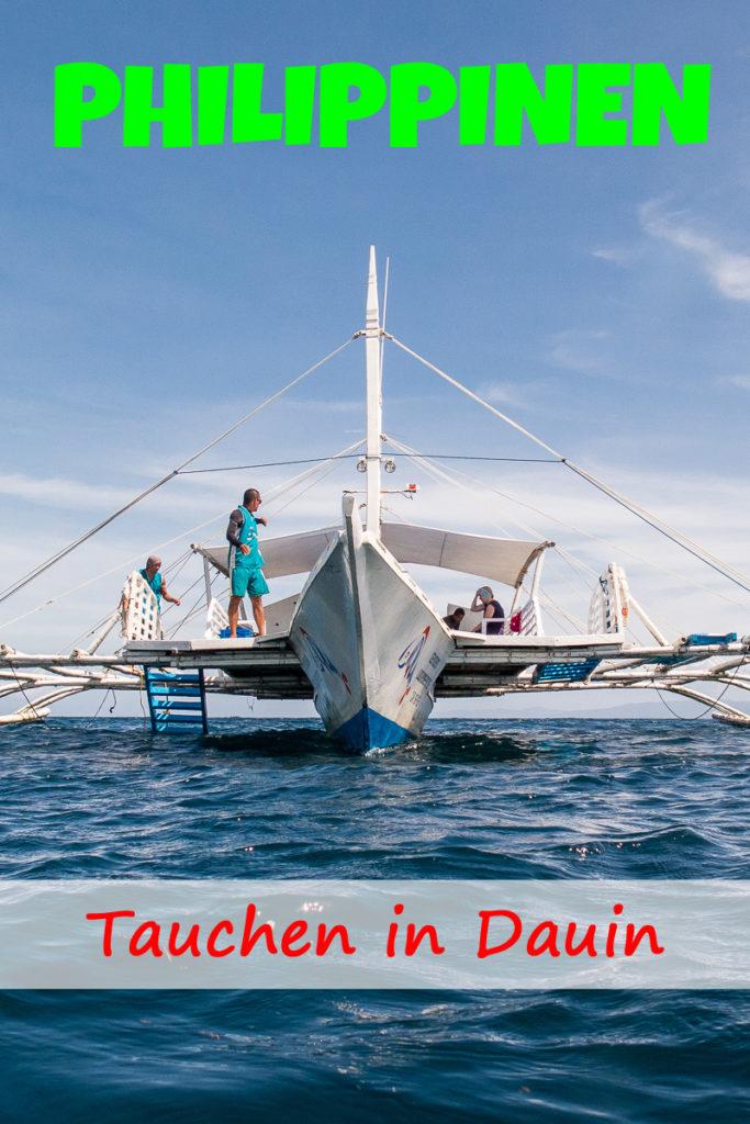 Tauchen in Dauin Philippinen