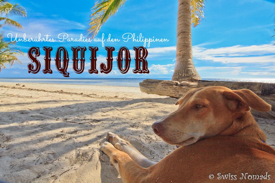 Siquijor Tipps - Das musst du für deinen Urlaub wissen