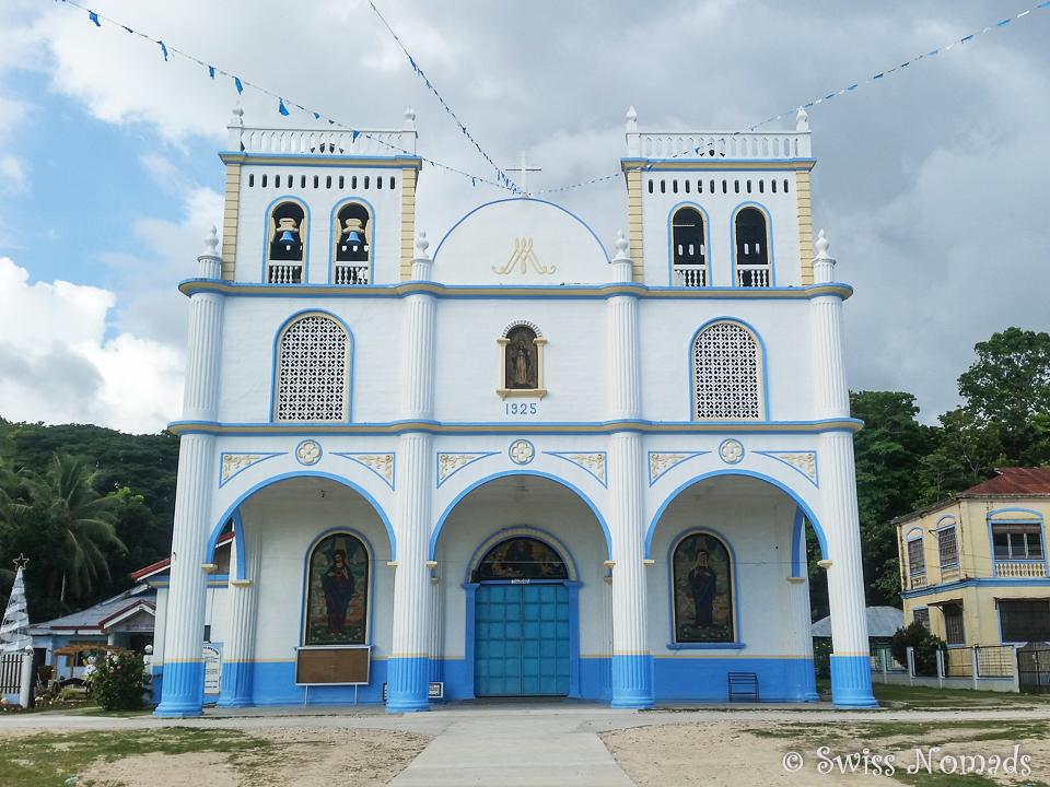 Kirche auf Bohol Philippinen