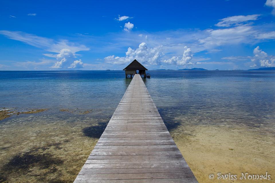 Raja Ampat ist ein Paradies auf Erden