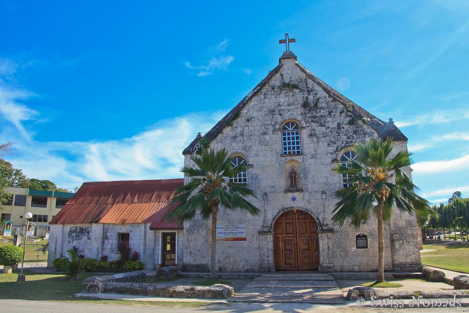 Kirche in Siquijor