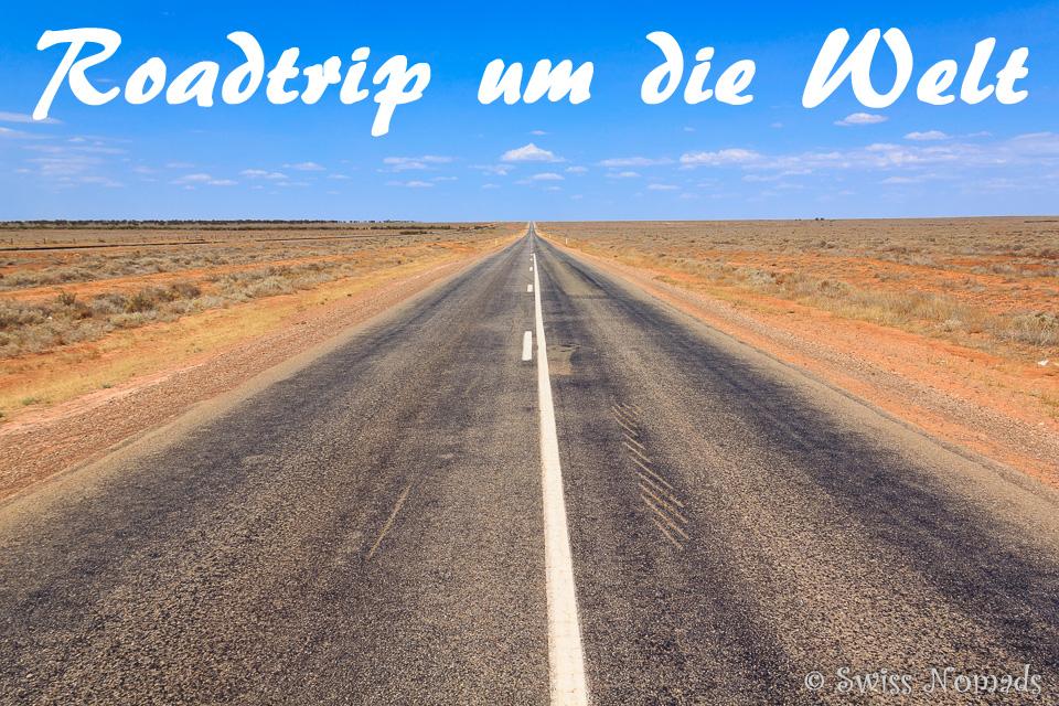 Roadtrip um die Welt