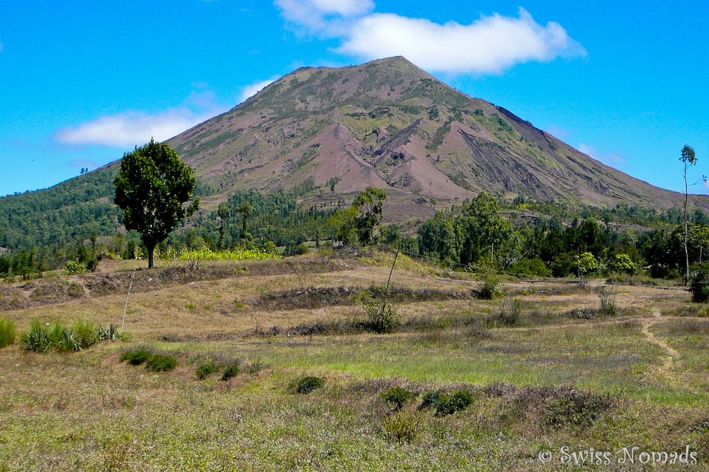 Gunung Batur auf Bali