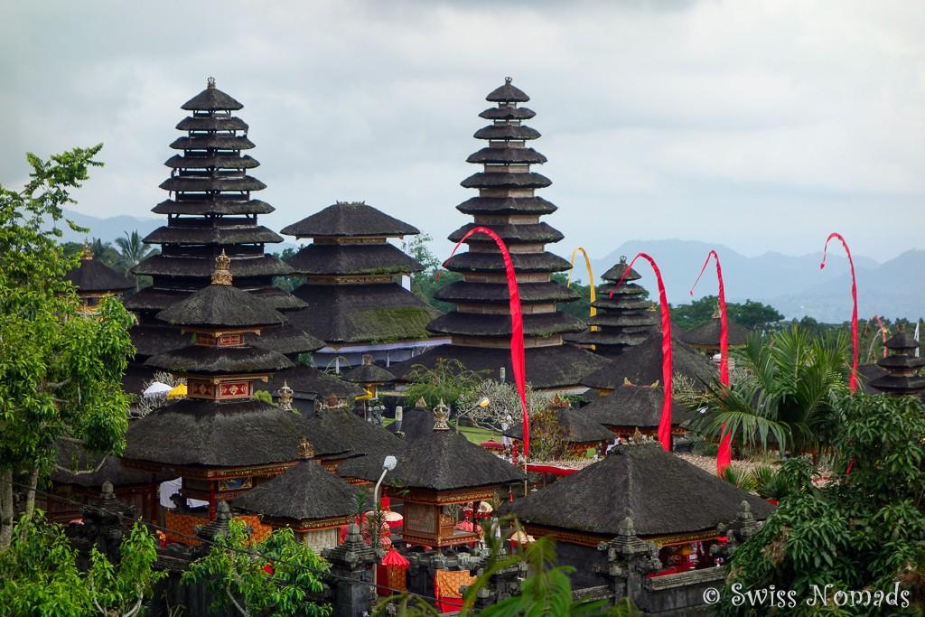 Pura Besakih auf Bali