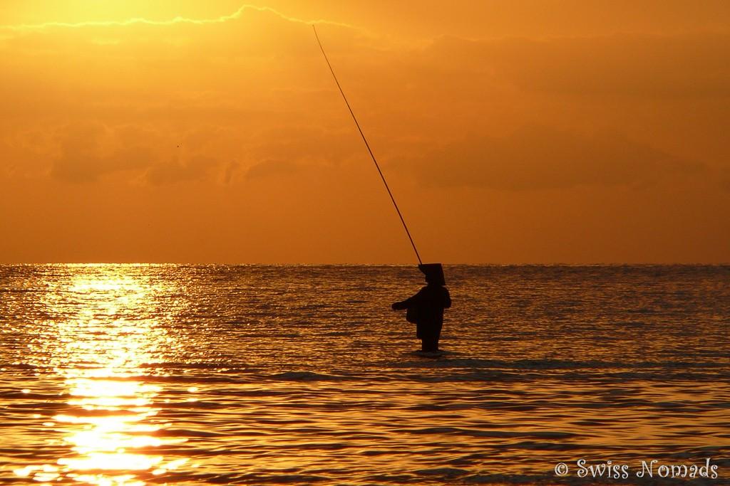 25 Bali Bilder mit Sonnenuntergang in Lovina