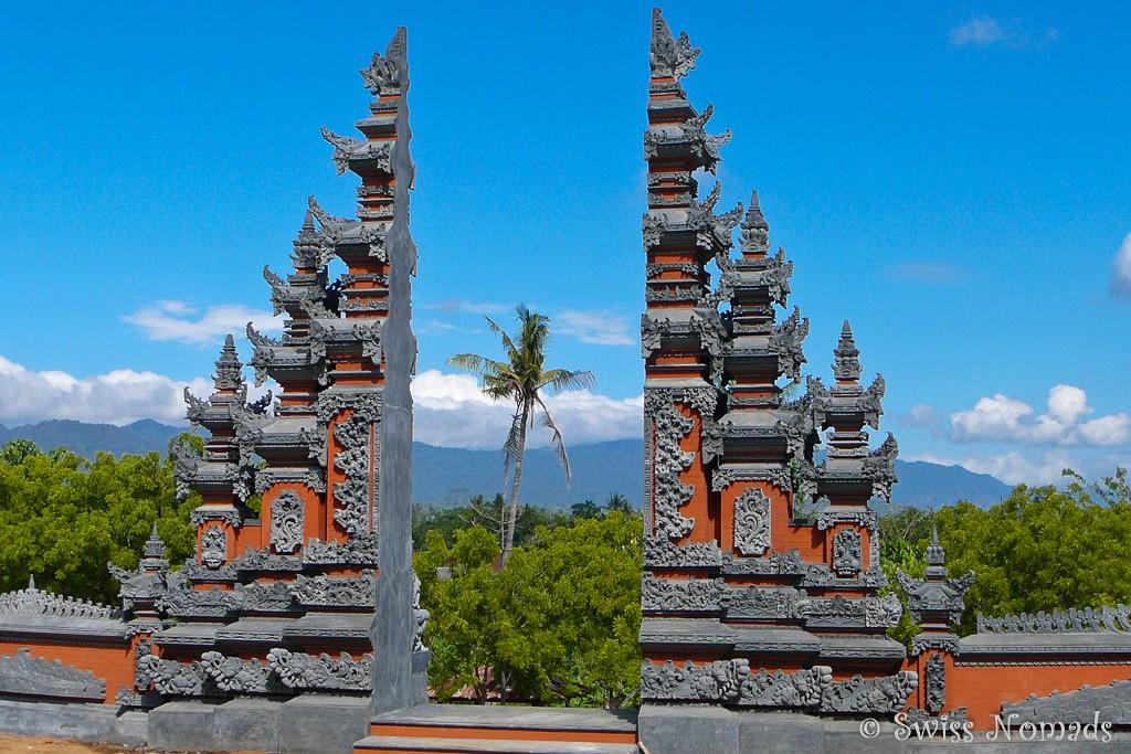 Himmelstor Tempel Nordbali