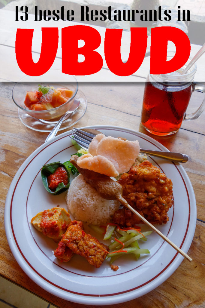 Beste Restaurants in Ubud Balli