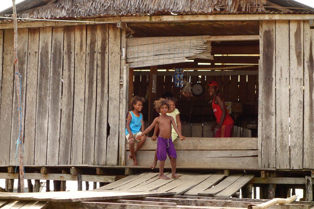 Dorf Kabui in Raja Ampat