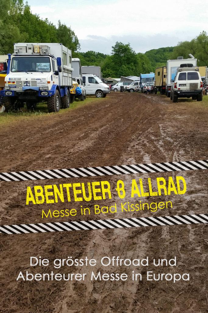 Abenteuer-Allrad-Messe Bad-Kissingen