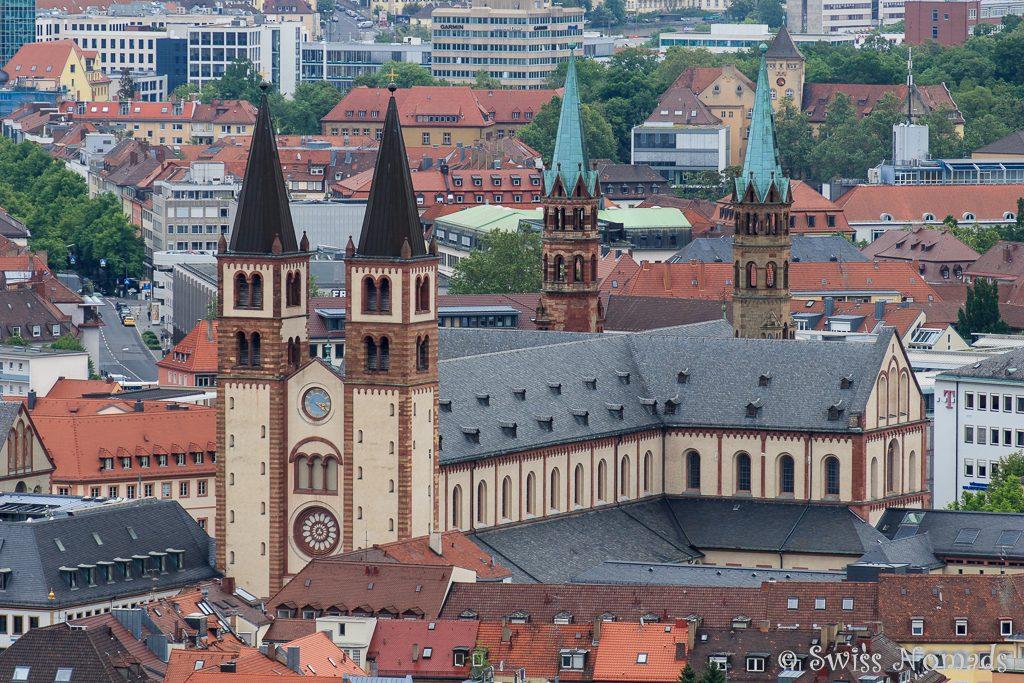 Dom St Kilian in Würzburg