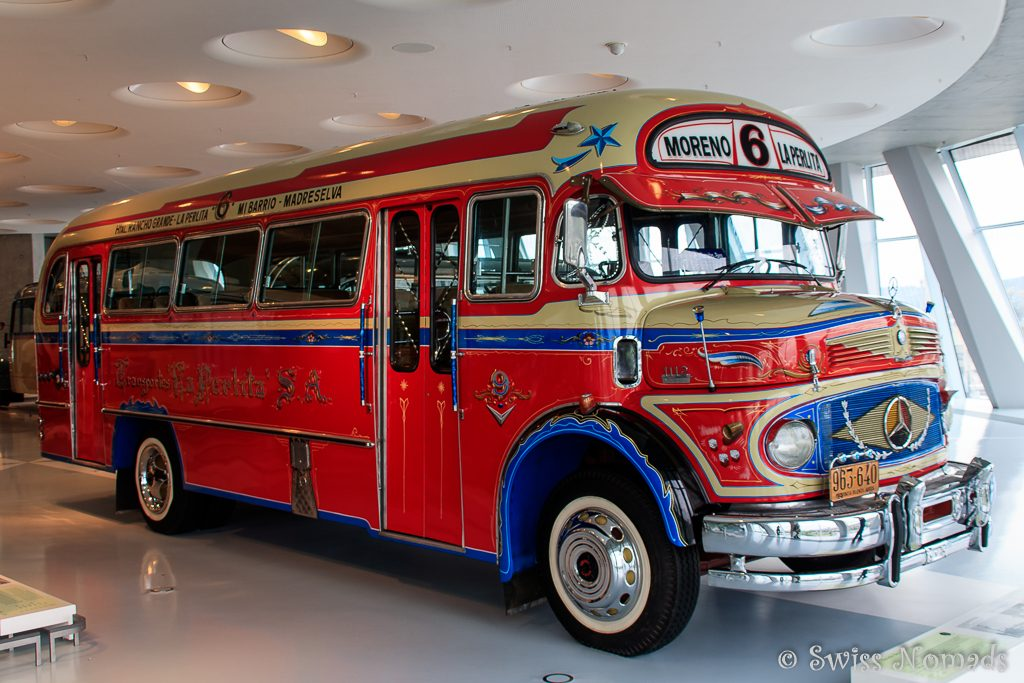 Mercedes-Benz LO 1112 Omnibus