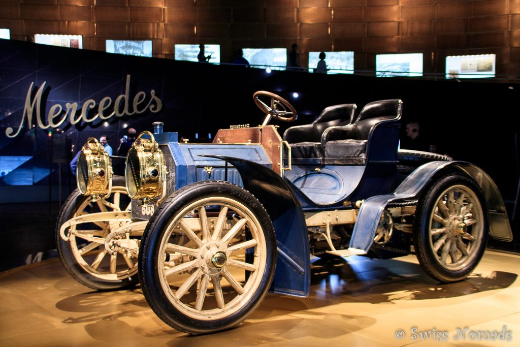 Der Mercedes-Simplex 40 PS