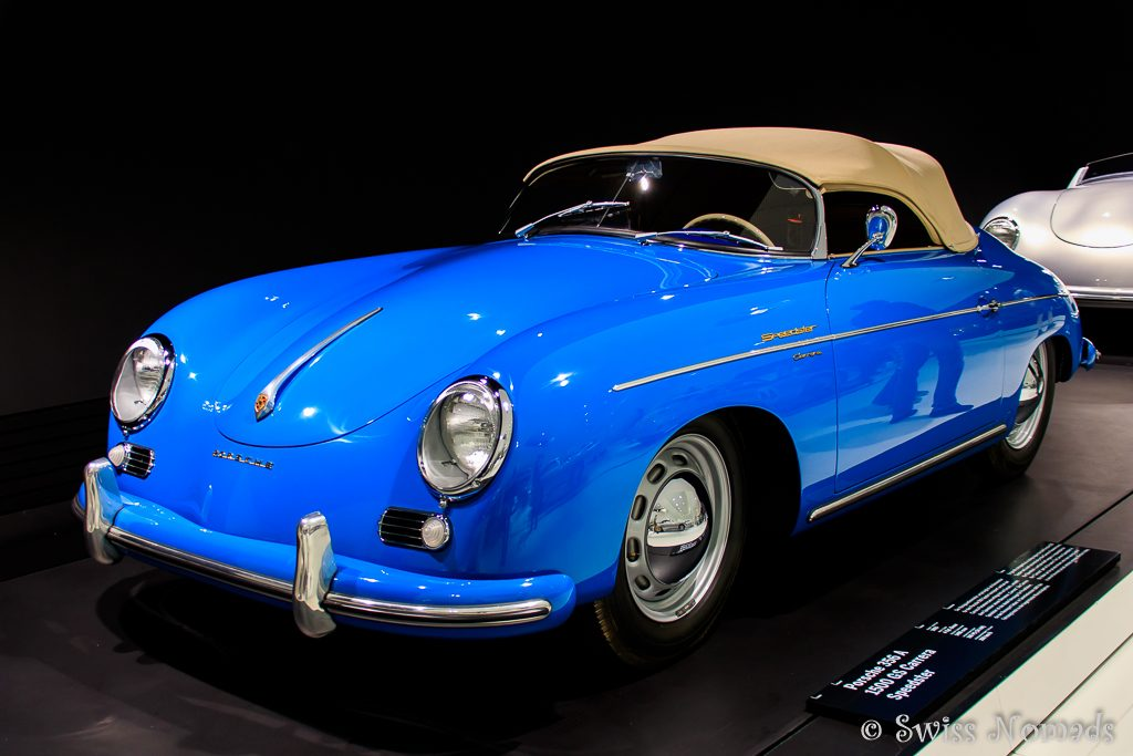 Porsche 356 A 1500 GS Carrera Speedster