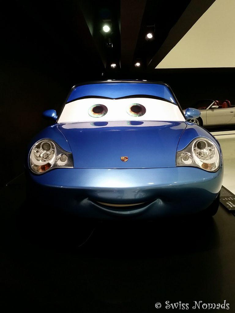 Porsche 911 Sally Carrera aus dem Film Cars