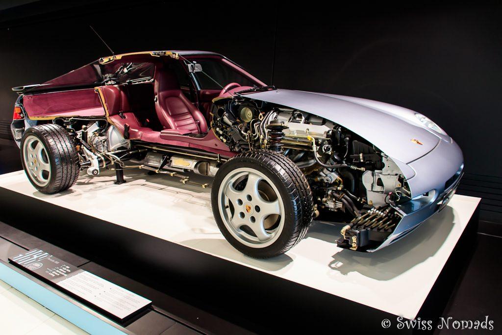 Porsche 968 Schnitt