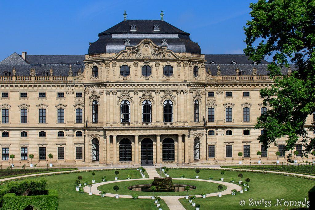 Residenz Würzburg Tipps