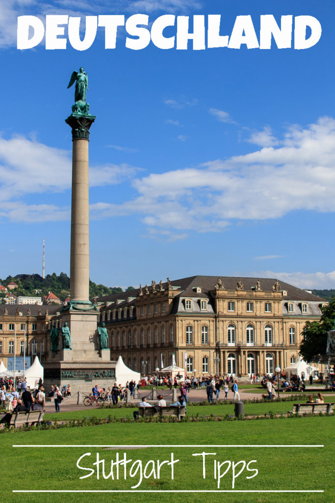 Stuttgart Tipps Deutschland