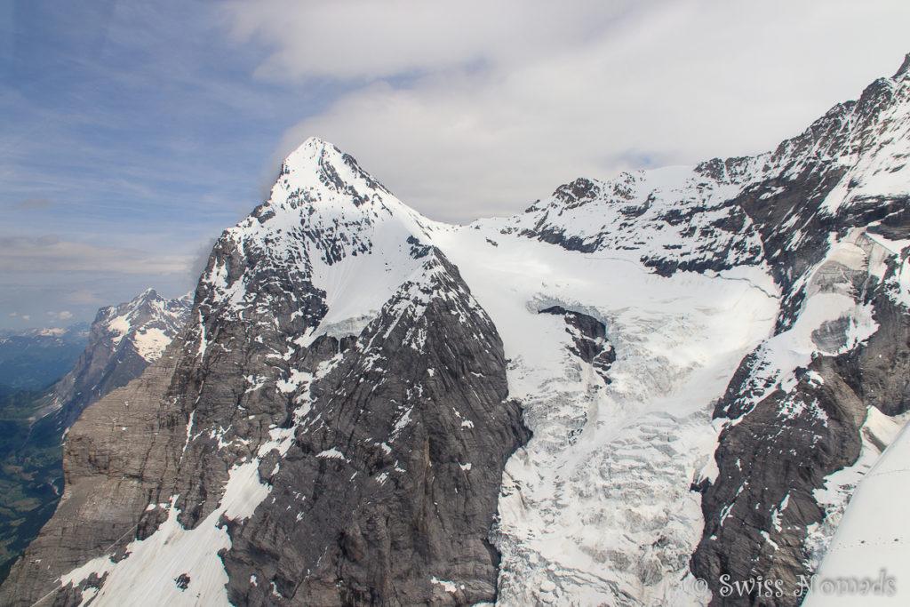 Der Eiger in den Berner Alpen