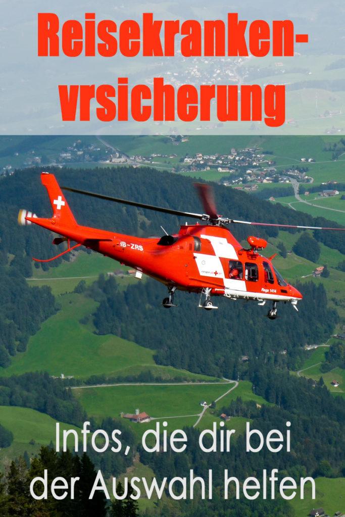 Reisekrankenversicherung Schweiz